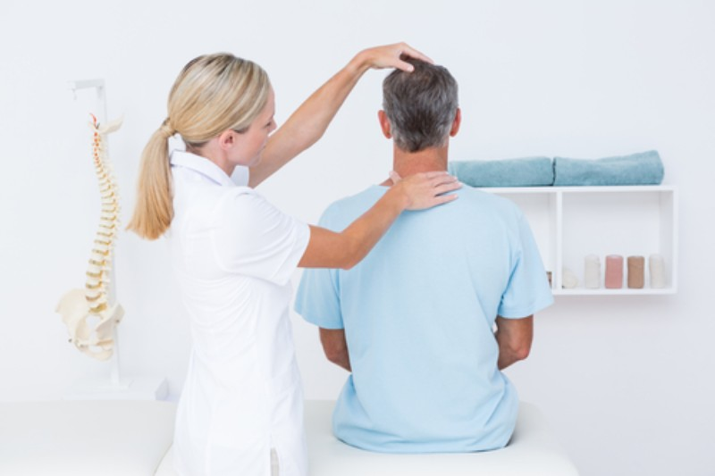 how to help neck pain